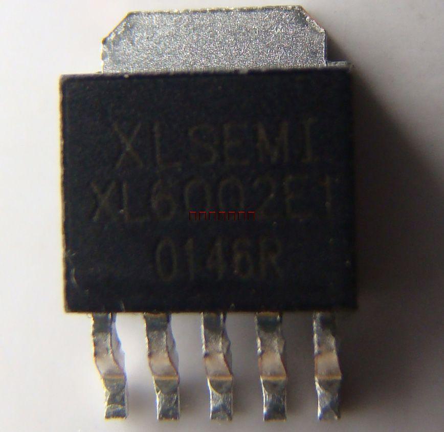 首页 集成电路 led恒流驱动芯片 xlsemi >> xl6002e1  元件品牌