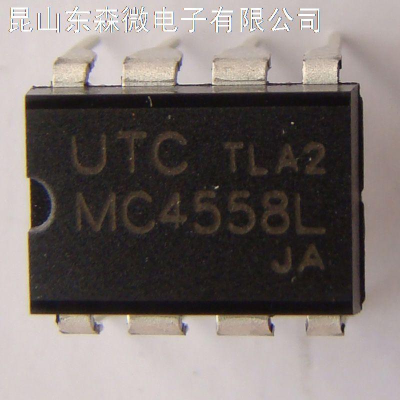 首页 集成电路 音频 运放芯片 utc >> mc4558l